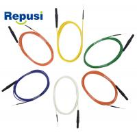 REPUSI Subdermal Needle Electrodes for IOM 0.4mm diameter /1.5M lead