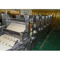 Buy cheap 50HZ Frequency Instant Noodle Line , Industrial Noodle Making Equipment from Wholesalers