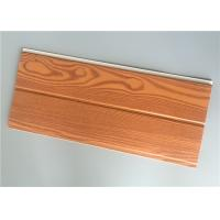 China Plastic Wood Laminate Wall Panels For Living Room factory