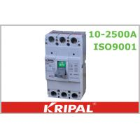 China 300A 350A 400A MCCB Motor Short Circuit Protection Residential Circuit Breakers on sale