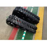 China High Performance Rubber Track Undercarriage factory