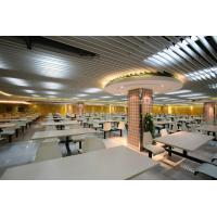 China Decorative  Hanging Screen Ceilings , Soundproof Acoustic Baffles Ceiling New Style factory