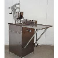 Buy cheap Electric Commercial Donut Hole Maker Machine With Donut Fryer 3KW from wholesalers