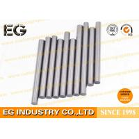Quality Small Electrode Carbon Graphite Rods  Extrusion polishing With low ash for sale
