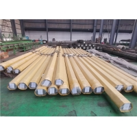 China High Pressure 6mm Cold Drawn Seamless Tube For Heat Exchanger factory
