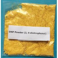 Buy cheap Medical Weight Loss Powder 200-087-7 2,4-DNP Organic Compound from Wholesalers