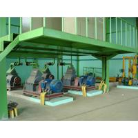 China Fresh Cassava Crushing Alcohol Production Equipment For Alcohol Plant factory