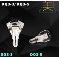 Buy cheap diamond led bulb lamp crystal light candle bulb led from wholesalers