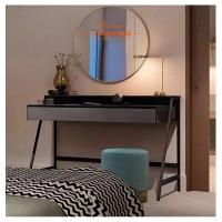 Buy cheap Simple Dressing Tables With Mirror Glass Door / Wardrobe Hotel Furniture Set from Wholesalers
