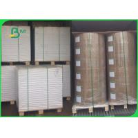 China 230gsm Super White Uncoated Moisture Absorbing Paper For Car Hanging Air Card on sale