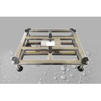 China Stainless Steel Bench Scale Base, Industrial Weighing Scale with Capacity of 6-600kg factory