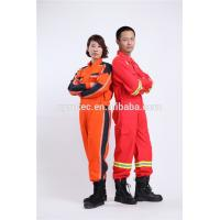 Buy cheap Fire Resistant Nomex FR Clothing / Anti-static Protective Clothes for Man or Women from Wholesalers