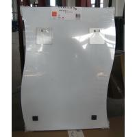China 5mm Wave Decrative Mirror Glass 1500mm * 150mm , Bright Plate Glass Mirror Bright factory
