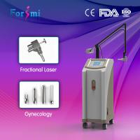 Buy cheap skin resurfacing best anti wrinkle rejuvenating fractional co2 laser treatment machine from Wholesalers