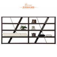 Buy cheap Modern Commercial Hotel Furniture / Wooden Bookcase With 4 Tiers from Wholesalers