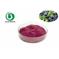 Buy cheap Anthocyandins 5% Bilberry Herbal Extract Powder For Body from wholesalers