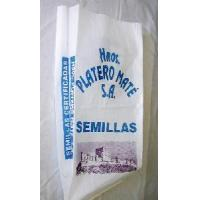 Quality Side Gusseted Woven Flour Bag for sale