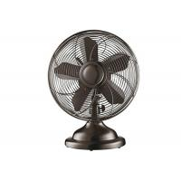 Buy cheap 12 Inch Vintage Electric Fan With Switch Control 3 Aluminium Blade 60Hz from Wholesalers