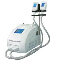 Buy cheap Multi-Frequency Fat Freezing  Cryolipolysis Slimming Machine Cavitation 3 Handpieces , 3 In 1 from Wholesalers