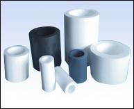 China Suspension PTFE Molybdenum Disulfide Filled Ptfe Tube on sale