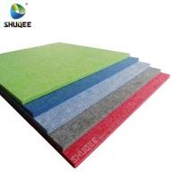 China Polyester Fabric 0.95 Soundproof Absorption Panels factory