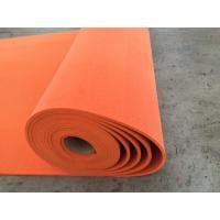 China Sports Venues Rubber Flooring Rolls Anti Skid Removable Shock Absorption factory