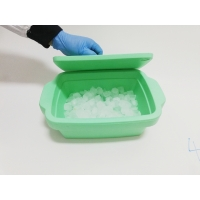 China Portable Ice Storage Container / Low Temperature Mini Ice Box OEM Service factory