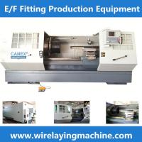Quality canex pe coupling wire laying machine electo fusion saddle wire laying, wholesale