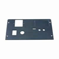 Buy cheap Aluminum Panel Micro Machining Cnc Precision Components Polishing from wholesalers