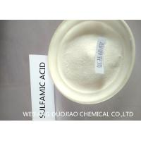 Buy cheap High Purity Herbicide Sulfamic Acid Powder Use For Cleaning Metals And Ceramics from Wholesalers