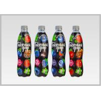 Buy cheap Printed Heat Shrink Bottle Sleeves , Personalized Labels For Water Bottles PVC Shrink Films from Wholesalers