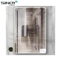 Buy cheap Simple Frameless Mirror Beveled Edge On Wall from wholesalers