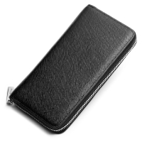 China Microfiber Synthetic ODM 11CM Leather Phone Clutch factory