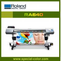 Buy cheap Large Format Eco Solvent Printer With Epson DX7 Print Head RE640 from Wholesalers