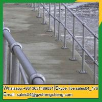 Buy cheap Broome ball joint handrails steel balustrade ball type pipe for roads from wholesalers
