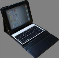 Buy cheap Portable Wireless Leather Case Bluetooth Keyboard for iPad2 from Wholesalers
