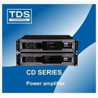 Buy cheap Transistor High-end Amplifier For Professional power amplifiers (CD series) from Wholesalers