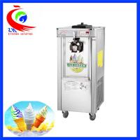 China 1950w Single Handle Commercial Ice Cream Machine With Big Capacity factory