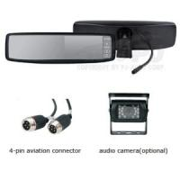 Buy cheap 4.3-Inch OEM Reversing System with Audio Input (TM-4318B-CV) from Wholesalers