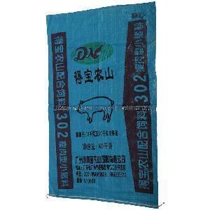 China PP Woven Pig Feed Bag factory