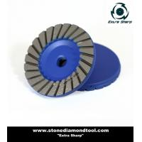 Buy cheap Turbo Cup Griding Wheel for stone from Wholesalers