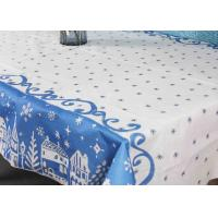China Airlaid Biodegradable Disposable Paper Tablecloth Ideal For Any Event factory