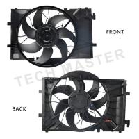 Buy cheap Mercedes Benz W203 600W Electric Car Cooling Fan Assembly OEM 2035001693 from Wholesalers