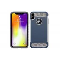 Quality 2 In 1 PC / TPU Plastic Phone Cases Logo Customized With Full Protection for sale