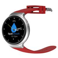 Precise Heart Rate Sensor I4 smart watch phone with 3G WIFI GPS Bluetooth Support Google play smart watch with android
