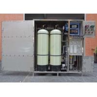 Buy cheap Fully enclosed 500LPH RO Water Treatment System Water Purifier Filter from Wholesalers