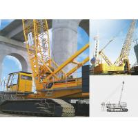 China Jib Tracked Hydraulic Crawler Crane QUY130, Knuckle Boom Crane for Lifting Heavy Things factory
