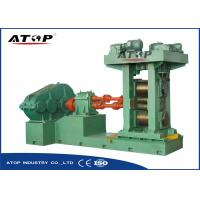Buy cheap PLC Control ATOP Reversible 4hi Cold Rolling Mill Steel From 15MM To 0.9MM from Wholesalers
