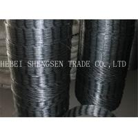 CBT 65 22 Mm Galvanized Razor Wire Fence Rust Resistance For Mesh Fence