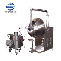 China Tablet Sugar Coating Machine Byc 1000 (A) with contact part with 304 stainless steel factory